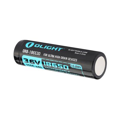 18650 3000mAh电池(常规)