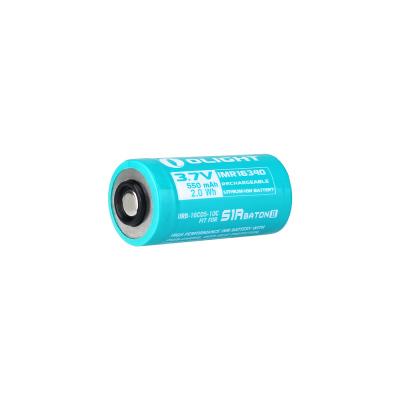 IMR16340 550mAh电池(定制)
